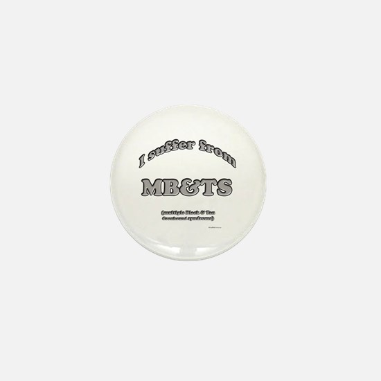B&T Syndrome Mini Button