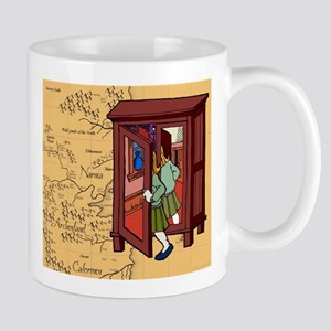 Lucy-Map Large Mugs