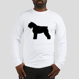 Bouvier des Flandres Dog Long Sleeve T-Shirt