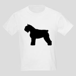 Bouvier des Flandres Dog Kids Light T-Shirt
