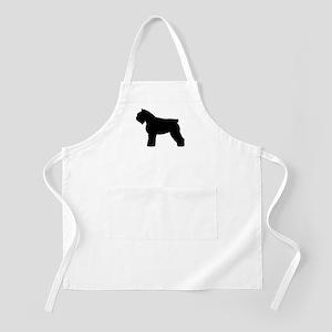 Bouvier des Flandres Dog BBQ Apron