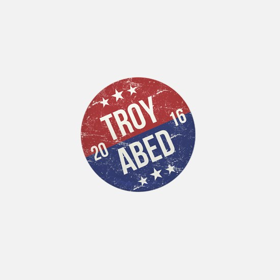 Troy Abed 2016 Mini Button