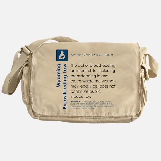 Breastfeeding In Public Law - Wyoming Messenger Ba
