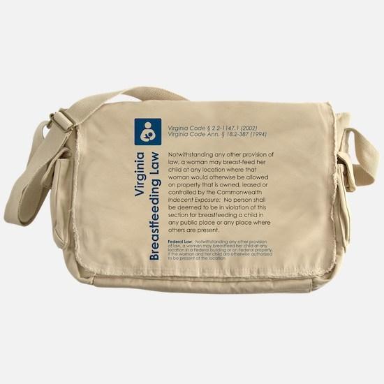 Breastfeeding In Public Law - Virginia Messenger B