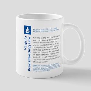 Breastfeeding In Public Law - Virginia Mugs