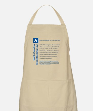 Breastfeeding In Public Law - North Carolina Apron