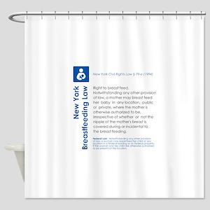 Breastfeeding In Public Law - New York Shower Curt