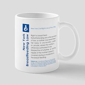 Breastfeeding In Public Law - New York Mugs