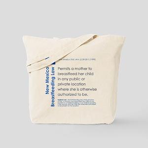 Breastfeeding In Public Law - New Mexico Tote Bag