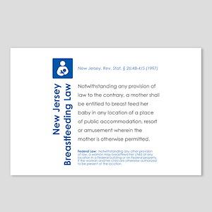 Breastfeeding In Public Law - New Jersey Postcards