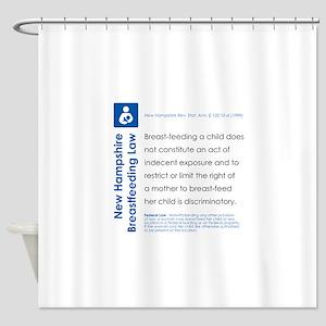 Breastfeeding In Public Law - New Hampshire Shower