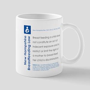 Breastfeeding In Public Law - New Hampshire Mugs