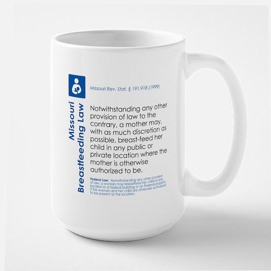 Breastfeeding In Public Law - Missouri Mugs