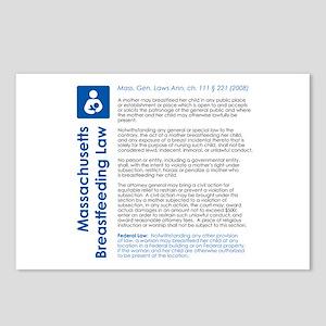 Breastfeeding In Public Law - Massachusetts Postca