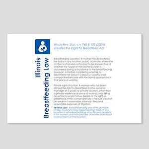 Breastfeeding In Public Law - Illinois Postcards (