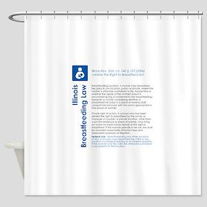 Breastfeeding In Public Law - Illinois Shower Curt