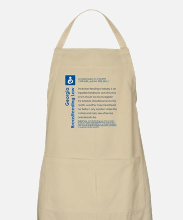 Breastfeeding In Public Law - Georgia Apron
