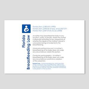 Breastfeeding In Public Law - Florida Postcards (P