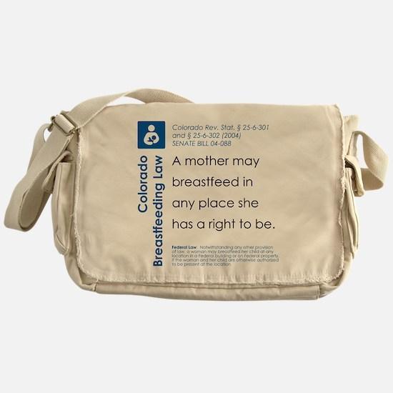 Breastfeeding In Public Law - Colorado Messenger B