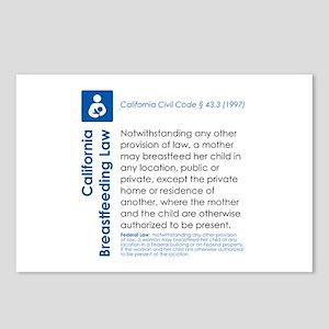 Breastfeeding In Public Law - California Postcards