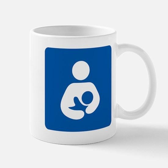 Breastfeeding Icon-High Quality Mugs