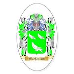 MacPhilbin Sticker (Oval 50 pk)