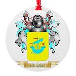 MacPhail Round Ornament