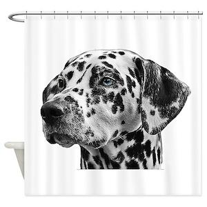 Dalmation Shower Curtains