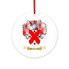 MacPartlin Ornament (Round)