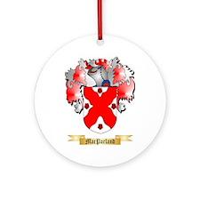 MacParland Ornament (Round)