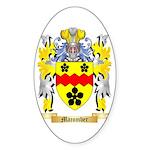 Macomber Sticker (Oval 10 pk)