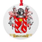 MacNnally Round Ornament