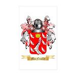 MacNnally Sticker (Rectangle 50 pk)