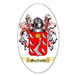 MacNnally Sticker (Oval 10 pk)