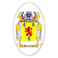 MacNish Sticker (Oval)