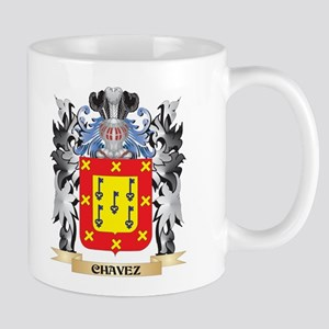 Chavez Coat of Arms - Family Crest Mugs