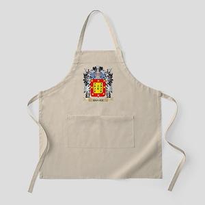 Chavez Coat of Arms - Family Crest Apron
