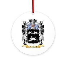 MacNiff Ornament (Round)