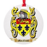 MacNicoll Round Ornament