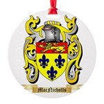 MacNicholls Round Ornament