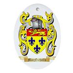 MacNicholls Ornament (Oval)