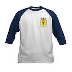 MacNia Kids Baseball Jersey