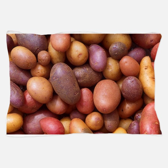 Potatoes Pillow Case