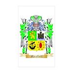 MacNeill Sticker (Rectangle 50 pk)