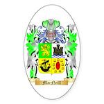 MacNeill Sticker (Oval 50 pk)