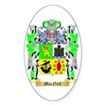 MacNeil Sticker (Oval 10 pk)