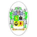 MacNeil Sticker (Oval 50 pk)