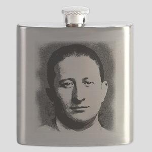 Carlo Gambino, American Mafia Flask