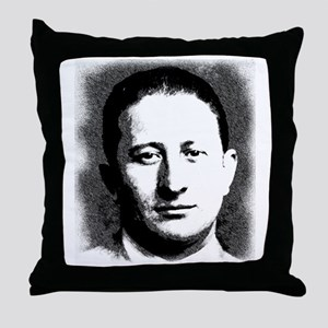 Carlo Gambino, American Mafia Throw Pillow