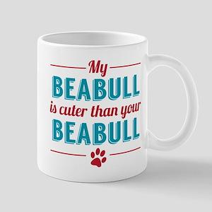 Cuter Beabull Mugs